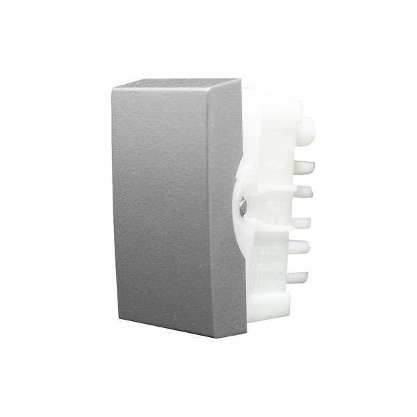 Módulo tecla simples Alumbra Inova Class Titanium 85550