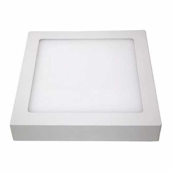 Painel LED Quadrado 22X22 18W Sobrepor 6500K Branco Kian
