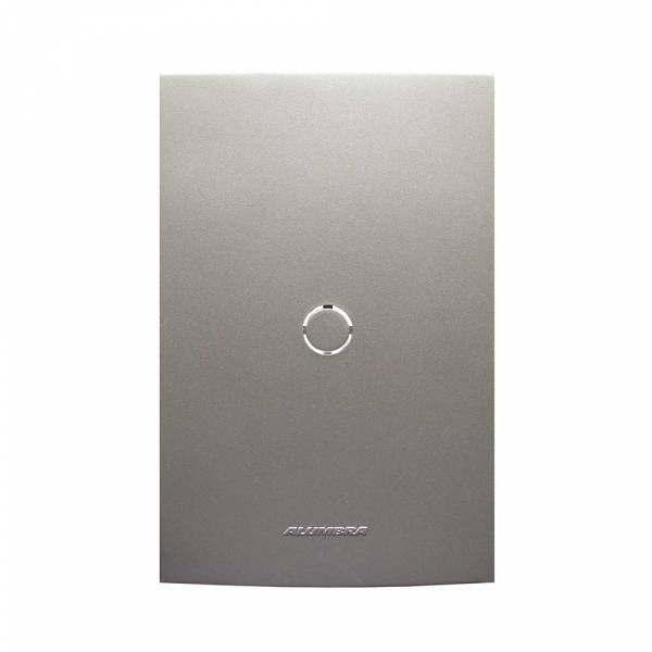 Placa 4X2 Cega Alumbra Inova Class Titanium 85579