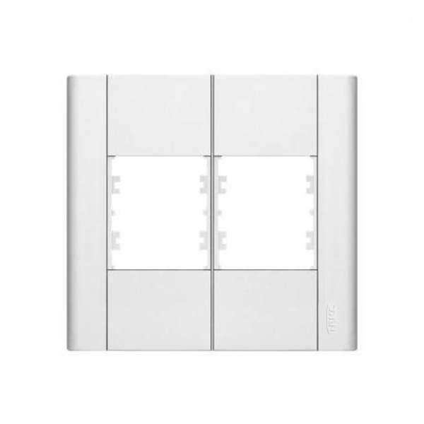 Placa 4X4 Fame Modulare para 4 Módulos 183