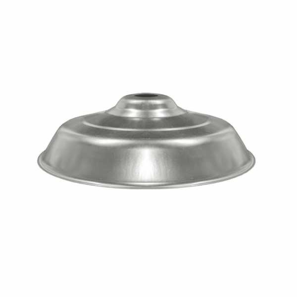 Prato Bedd Alumínio 10 Polido 25CM  33545C