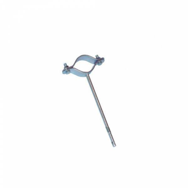 PRT-824 Suporte para tubo grapa para chumbar 1.1/2