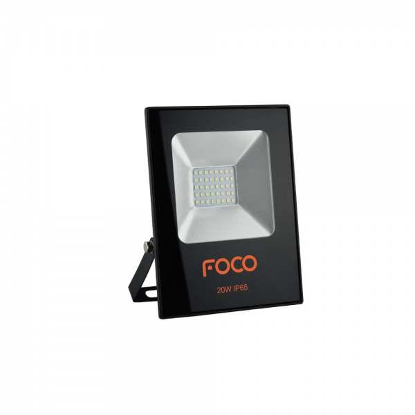 Refletor Led Foco 20W 6500K Bivolt