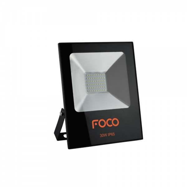 Refletor Led Foco 30W 3000K Bivolt