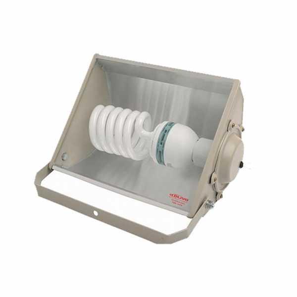 Refletor 400W E27 RC40027PS Olivo