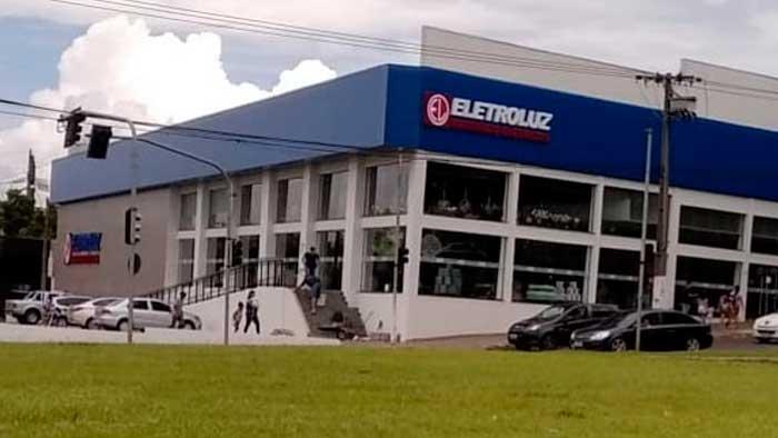 Nova loja Eletroluz Materiais Elétricos em Londrina