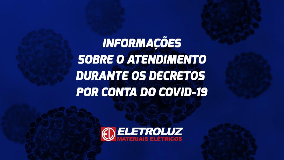 Eletroluz oferece alternativas de atendimento durante crise do COVID-19